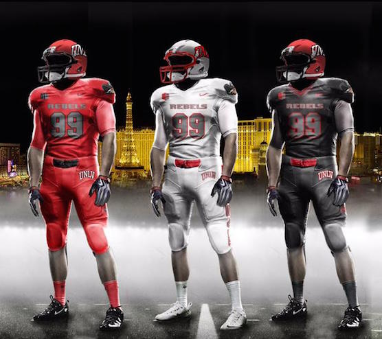 12 Best New College Football Uniforms In 2015