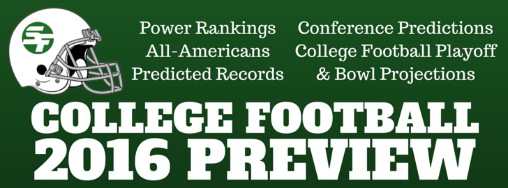 SF16 COLLEGE FOOTBALL PREVIEW