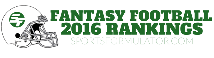 2016 FANTASY FOOTBALL