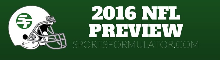 2016 NFL PREVIEW