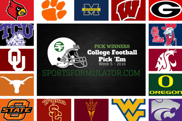 college-football-pick-em-week-5-2016