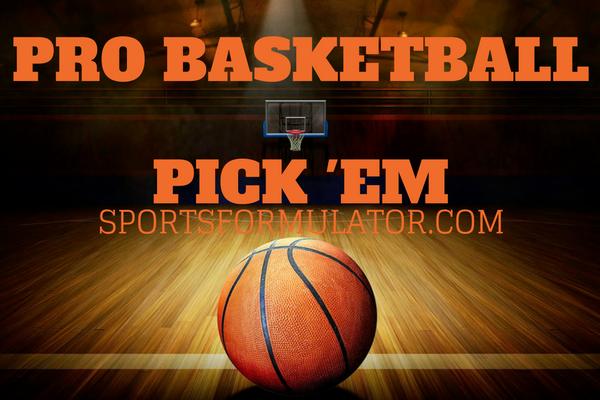 NBA Pick Em