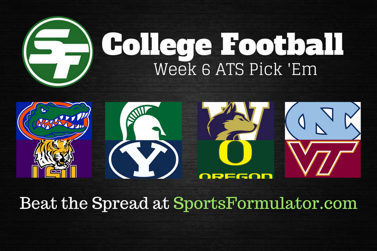 college-football-ats-pick-em-week-6-2016