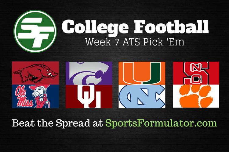 college-football-ats-pick-em-week-7