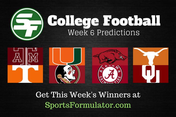 college-football-predictions-week-6-2016
