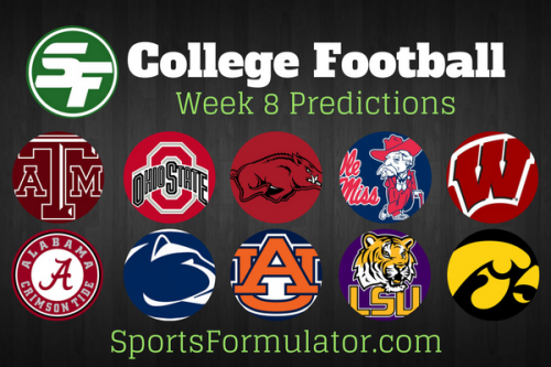 college-football-predictions-week-8-2016