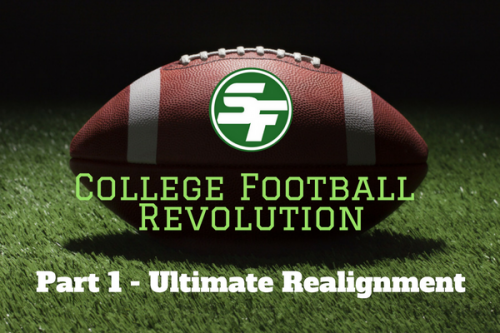 College Football Revolution - Part 1: The Ultimate