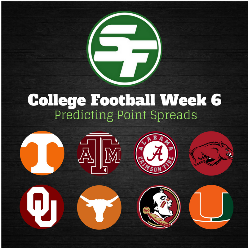 college-football-week-6-betting-lines