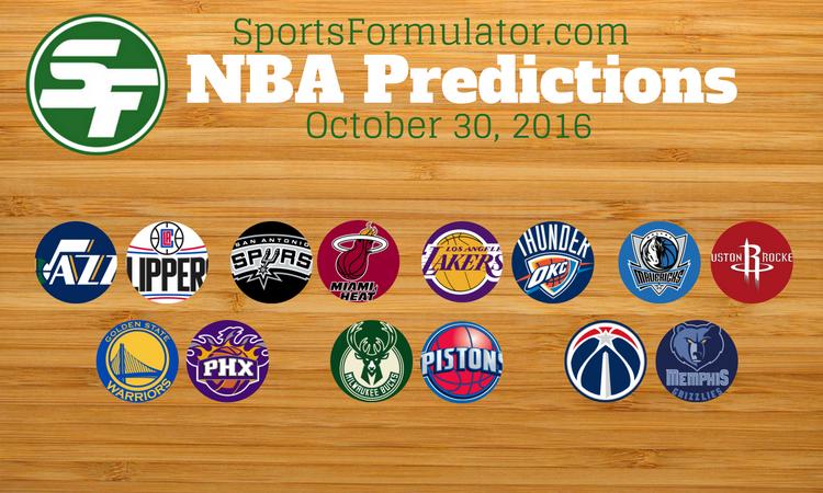 nba-predictions-october-30-2016