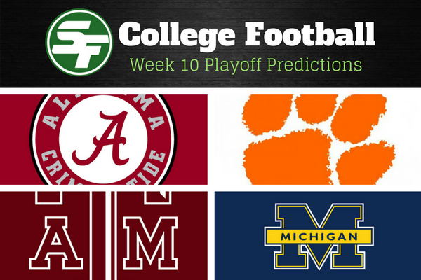 football final college football schedule for this week