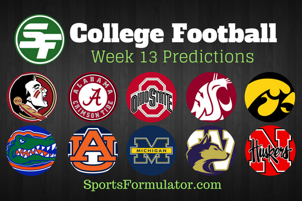 college-football-predictions-week-13-2016