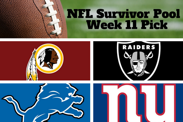 nfl-survivor-pool-picks-week-11-2016