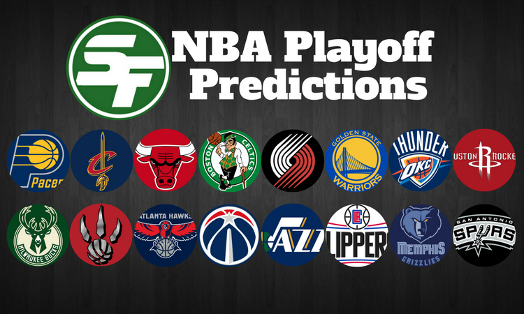 2017 NBA Playoffs - Game 1 Predictions - SportsFormulator