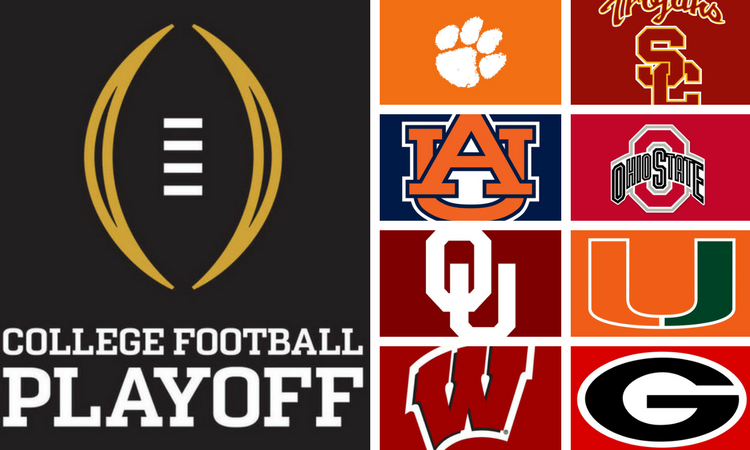 2017 College Football Playoff Teams >> End Conference Championship Games And Bring On The 8 Team College